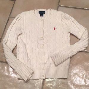 Ralph Lauren sweater 6X